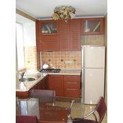 Кухоные гарнитуры. Индивидуальное изготовление. фото