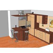 Кухня К004 фото