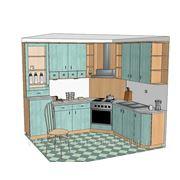 Кухня К006 фото