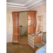 Угловой шкаф № 26 фото