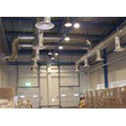 Работы по организации и электромонтажу внутренних инженерных систем и оборудования фото