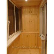 Изготовление шкафов для балконов и лоджий в ульяновске, цена.