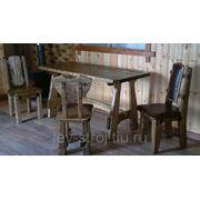 Мебель из массива сосны для дома, сада, кафе и ресторанов.
