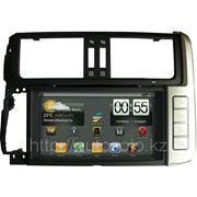 Штатное головное устройство Toyota Prado 150 Android фото
