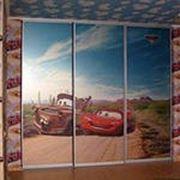 Шкаф-купе зеркальный фото