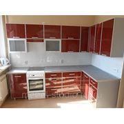 Кухня пластик фото