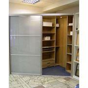 Шкафы для гардеробной комнаты №4 фото