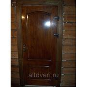 Входные утепленные двери фото