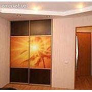 Шкаф-купе радуга фото