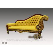 Мебель ручной работы, классическая мебель, эксклюзивные диваны, софа фото
