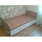 Кровать в детскую комнату.