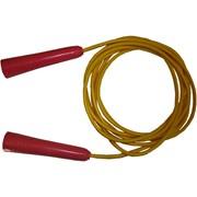 Скакалка резиновая цветная 2,8м фото