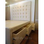 Кровать мягкая изготовление на заказ, Хабаровск