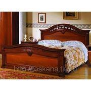 Кровать Delia с 2-мя спинкми фото