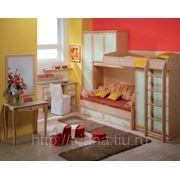 Детская мебель «Остров»