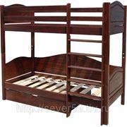 Двух ярусная детская кровать фото