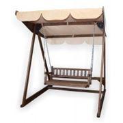 Мебель для дачи из натурального дерева фото