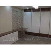 Изготовление на заказ встроенные шкафы, гардеробные, фото
