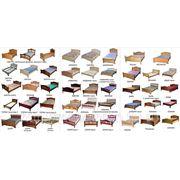 Мебель из 100% массива: кровати, корпусная мебель, столы, стулья и т.д. фото