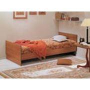 Кровать ламино 1,5-спальная фото