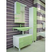Комплект мебели для ванной комнаты фото