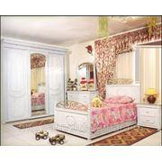 Односпальная кровать на заказ фото