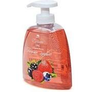 Жидкое натуральное мыло линии SPA, ягодное суфле Арго фото