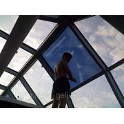 Тонирование стекол фото