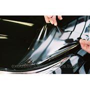 Бронирование кузова и оптики автомобиля фото