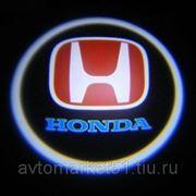 Проектор в двери автомобиля 5W (компл. 2шт.) HONDA 005 фото