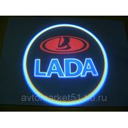 Проектор в двери автомобиля 5W (компл. 2шт.) LADA 045 фото