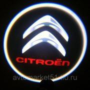 Проектор в двери автомобиля 5W (компл. 2шт.) CITROEN 078 фото