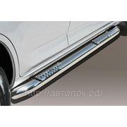"""Пороги D76 """"Toyota Rav4 SWB 2010"""" фото"""