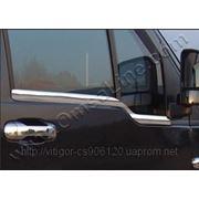 Окантовка стекл Ford Connect 2006'-2009' фото