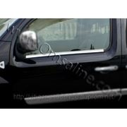 Окантовка стекл Renault Kangoo 2008'-... фото