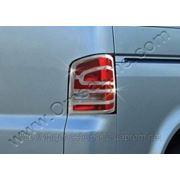 Накладки на стопы Volkswagen Transporter T5 (2010+) фото