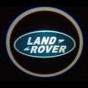 Подсветка дверей с логотипом Land Rover