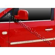 Окантовка стекл VW Caddy 2004'-... фото