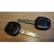 Чип ключ Тойота Пассо, Раш, Дуэт (4С, toy38R) фото