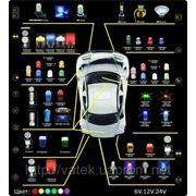 Диодная подсветка в Honda Донецк. фото