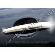 Накладки на ручки Peugeot Expert 2007'-... фото