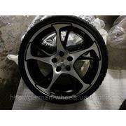 """Колеса 20"""" ABT BR Audi A6 фото"""