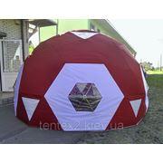 Геодезическая палатка павильон фото