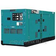 Дизельный генератор DENYO DCA-150 фото