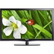 "LED телевизор 22"" Haier LET22T1000HF, черный фото"