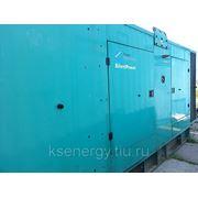 Аренда дизельной электростанции C400 D5, 400 кВА / 320 кВт