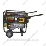 Электрогенератор DY6500LX с колёсами и аккумулятором фото