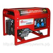 Генератор DDE DPG4851, бензиновый, 220 В, ручной запуск, 3,8 кВт, 80 кг в аренду фото