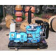 Дизельный генератор до 30 кВт фото