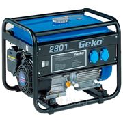 Аренда генератора geko 2 кВт